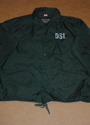 Diesel coach куртка ветровка мужская дизель