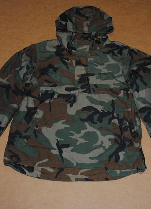 Carhartt камуфляжная куртка мужская анорак на флисе кархартт camo