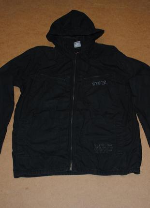 Nike фирменная мужская куртка найк m65