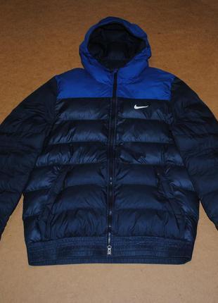 Nike sportwear найк куртка пуховик зима оригинал