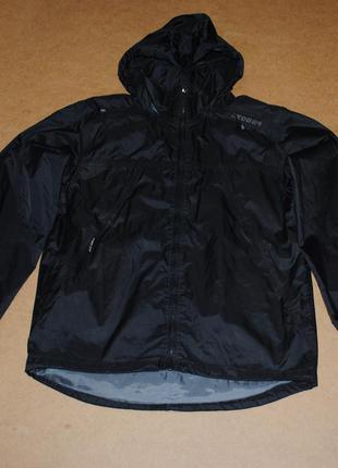 Tog24 куртка штормовка мужская черная