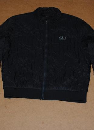 Calvin klein jeans пуховичек куртка мужской кельвин