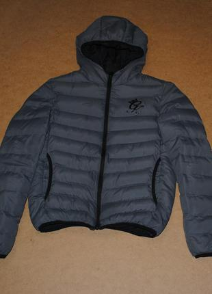 Gk мужской пуховик куртка
