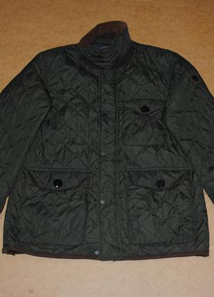 Ben sherman мужская стеганая утепленная куртка бен шерман