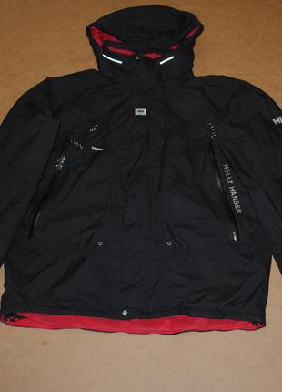 Helly hansen горнолыжная мужская куртка