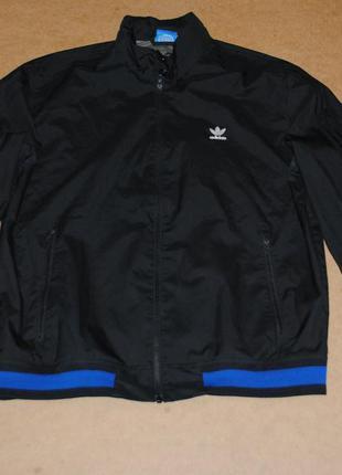 Adidas originals черный бомбер куртка адидас