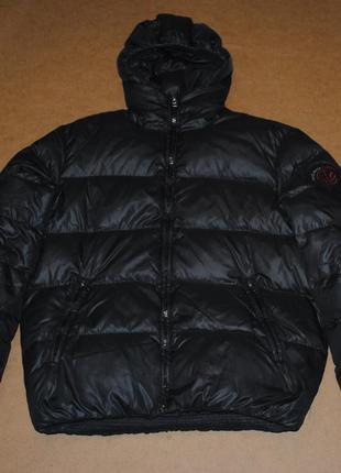 Nord cap мужской пуховик зима