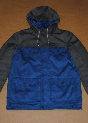 Vans мужская куртка парка венс