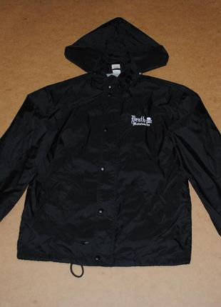 Death skateboard мужская куртка ветровка