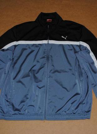 Puma олимпийка куртка мужская пума