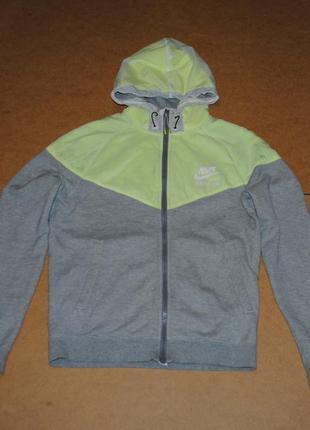 Nike tech найк фирменная куртка мужская кофта
