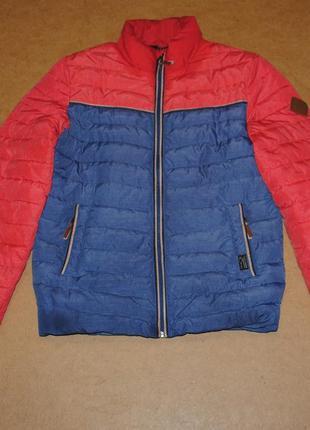 Timezone мужская куртка пуховик яркая