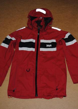 Helly hansen мужская куртка штормовка hh