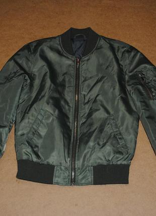 River island бомбер куртка мужская