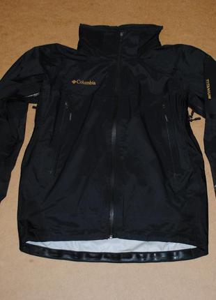 Columbia titanium omni-heat фирменная куртка штормовка