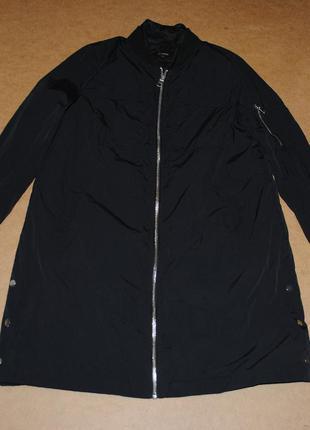 Next мужской удлиненный бомбер куртка некст