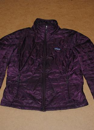 Patagonia женская куртка пуховик патагония