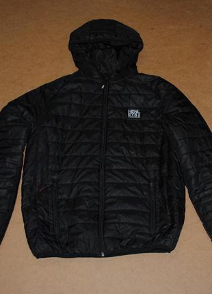 Henleys мужская куртка пуховик осень зима
