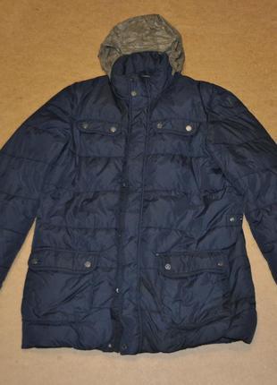 Geox мужской пуховик куртка геох на зиму
