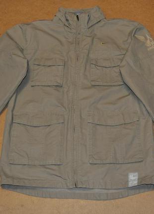 Nike air force найк фирменная куртка на мужчину
