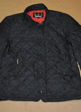 Barbour фирменная мужская стеганая куртка ориг