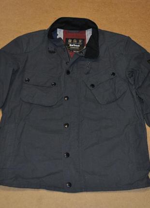 Barbour international фирменная куртка барбур