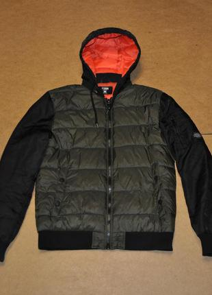 Fsbn куртка пуховик мужская молодежная