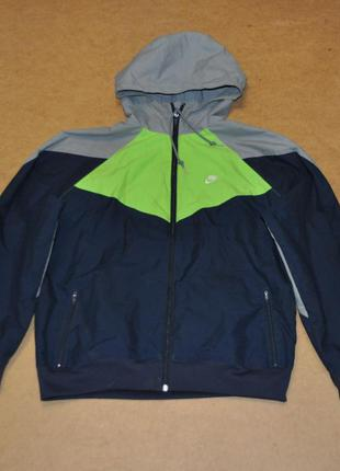 Nike windrunner мужская куртка ветровка найк