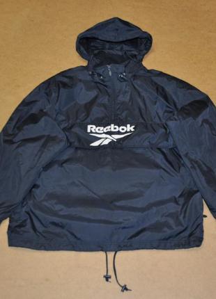 Reebok куртка анорак мужская ветровка
