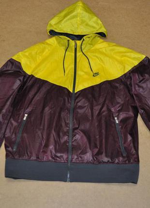 Nike windrunner куртка ветровка найк