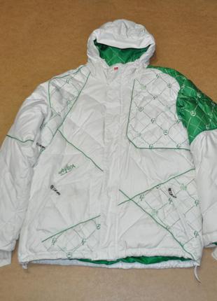 Quiksilver квиксильвер мужской пуховик горнолыжная куртка