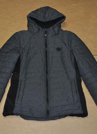Hummel мужская куртка пуховик зима-осень