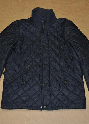 Barbour стеганая куртка барубр мужская