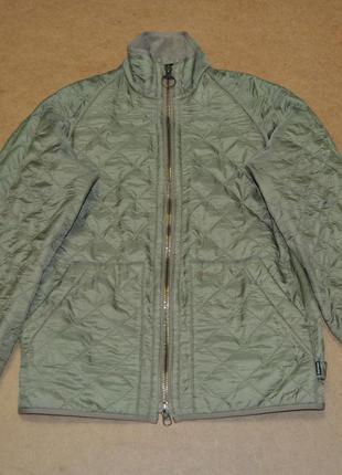 Barbour polar стеганая куртка мужская полар