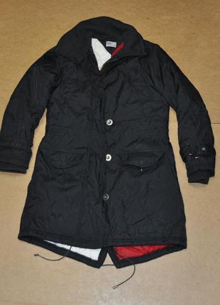 Tommy hilfiger женская куртка парка томми th