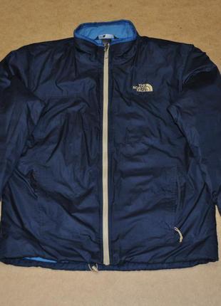 The north face утепленная мужская куртка tnf