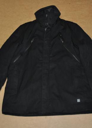 G-star raw фирменная куртка парка г-стар рав