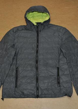 Ice wear мужской пуховик куртка пуховая