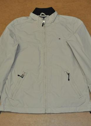 Tommy hilfiger фирменная куртка бомбер