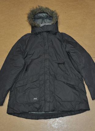 Helly hansen мужская куртка парка