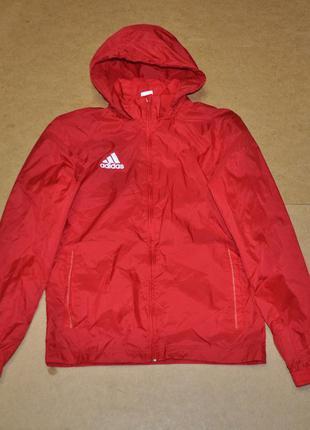 Adidas куртка ветровка адидас беговая