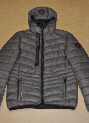 Geographical norway expedition теплая куртка мужская пуховик зима