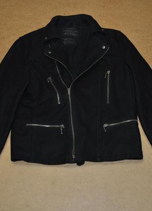 All saints мужская косуха куртка пальто