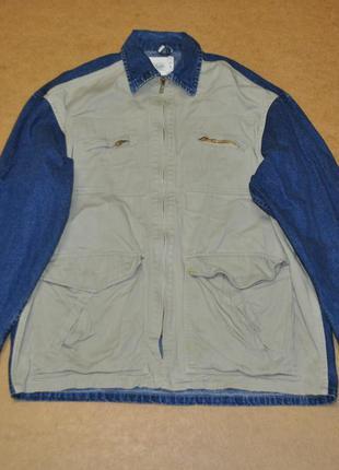Paul smith мужская джинсовая куртка джинсовка пауль смит
