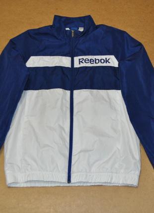 Reebok мужская куртка ветровка спортивная