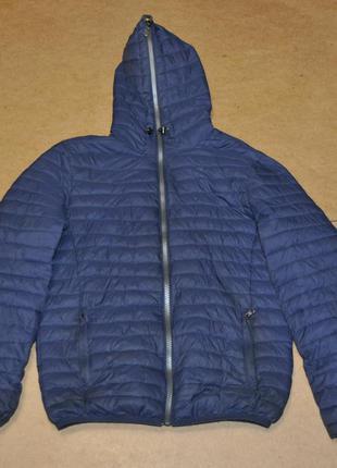 Пуховик мужской зима куртка