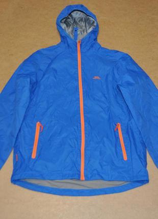 Trespass мужская куртка на флисе яркая