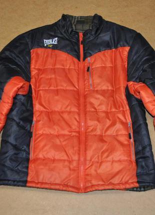 Everlast мужская куртка пуховик еверласт