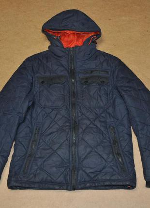 F&f утепленная мужская куртка