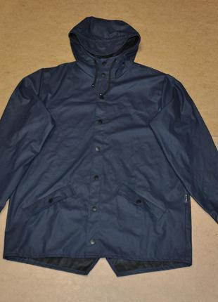 Rains мужская парка куртка не промокаемая
